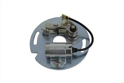 Ignition Points Breaker Base Plate Assembly,for Harley Davidson motorcycles, by