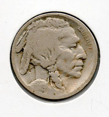1919 S  Buffalo Nickel Nice collector grade coin  FREE shipping inside USA