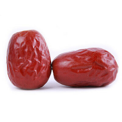 Chinese Extra Large Dried Jujube Red Dates Ready To Eat 300g