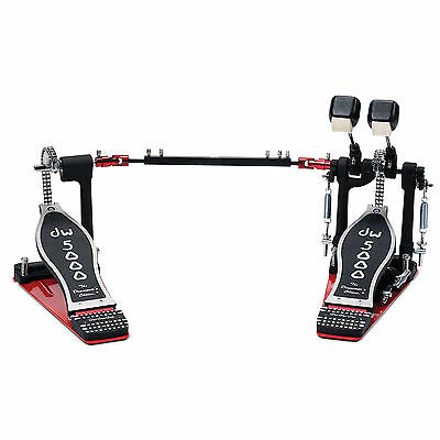 Drum Workshop DW-5002AD4 Accelerator Double Bass Drum Pedal w/ Nylon Carry Case
