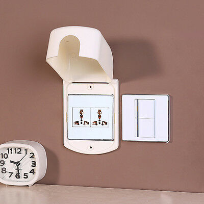 Home Socket Guard Protective Electrical Outlet Covers Children's Baby Safety