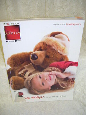 2005 JC PENNEY Toy Catalog ~