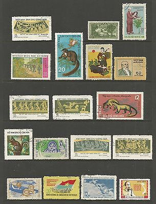 VIETNAM - mixed collection No.20