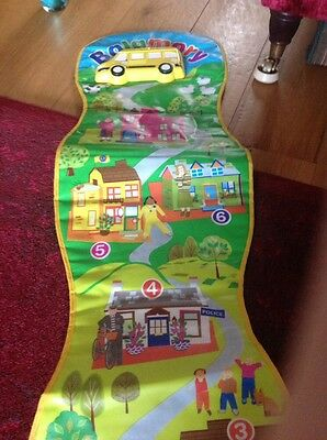 Balamory Josie Jump Learning & Counting Activity Sounds colours number Mat toy