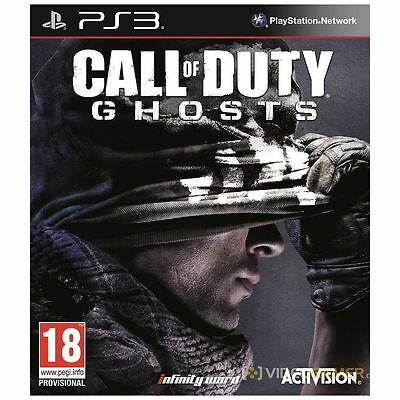 Call Of Duty COD Ghosts PS3 Playstation 3 Game Brand New In Stock From Brisbane