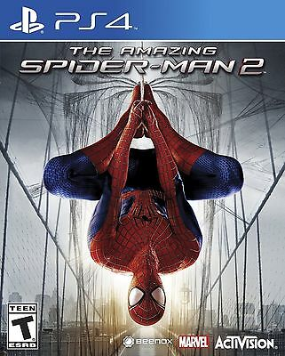 The Amazing Spider-man 2 PS4 Brand New *DISPATCHED FROM BRISBANE*