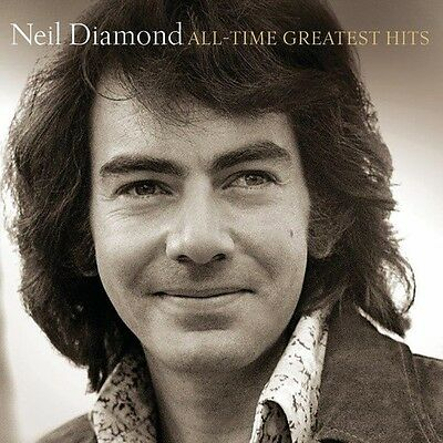 All-Time Greatest Hits - Neil Diamond 602537842513 (CD Used Very Good)