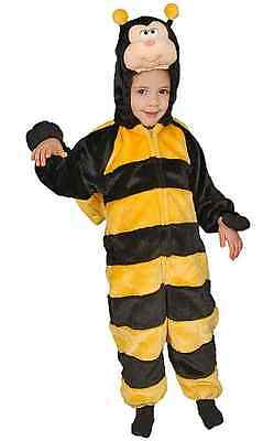 Dress up America Little Honey Bee Costume Set (Size 14)