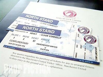 Dream Team - Harchester United HUFC Prop Tickets