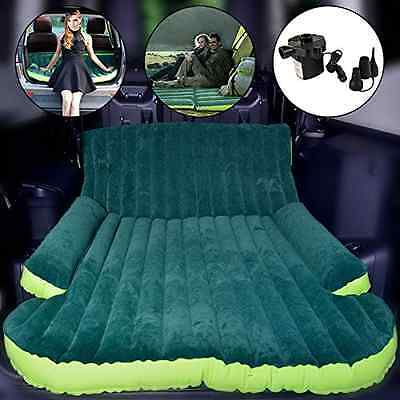 Wolfwill Universal SUV Travel Air Mattress - Multifunctional Mobile Inflatable A
