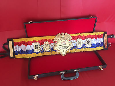 Mike Tyson Ring Magazine exact boxing belt - PERFECT GIFT FOR A MEN