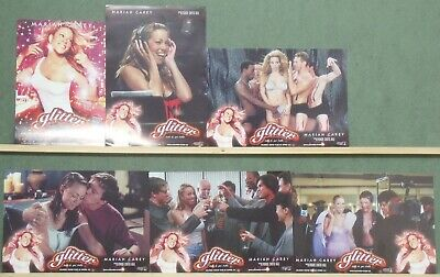 QC01 ALL THAT GLITTERS MARIAH CAREY Lobby Set Spain
