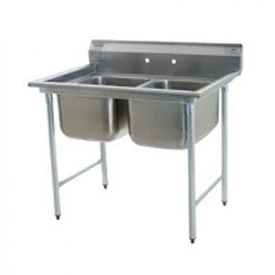 Eagle Group 314-16-2-X 314 Series Sink Stainless Steel 2 Compartment