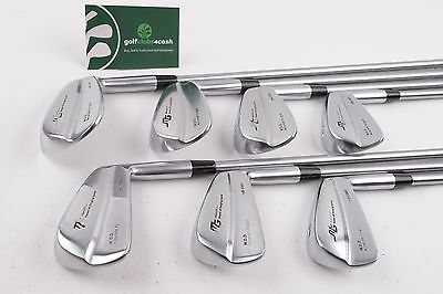Miura Giken Mb-5003 Forged Irons / 4-Pw / Stiff Flex Tour Concept Pured / 55143