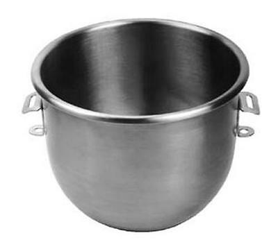 FMP 205-1020 Stainless Steel 12 Qt. Mixer Bowl For Hobart Mixer