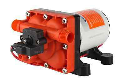 New SEAFLO 12V 3.0 GPM RV Water Pump Replaces SHURflo 4008-101-A65 Revolution