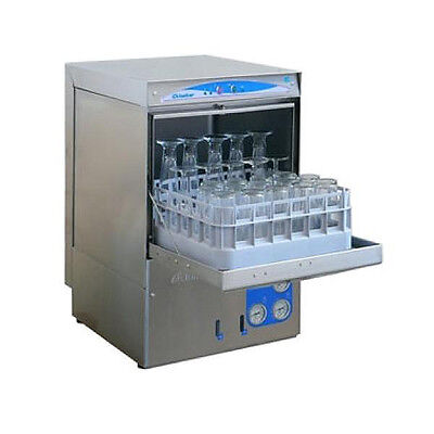Eurodib DSP3 S/s Lamber Glass Washer 30 Racks/Hour Capacity 3200 Watts