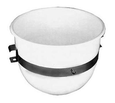 FMP 205-1024 Plastic 20 Qt. Mixer Bowl w/ Stainless Steel Side Band