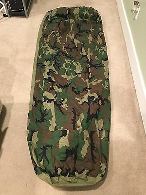 Bivy Cover Gore-Tex Woodland Camouflage (Part of Modular Sleep System (MSS))