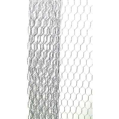 Galvanized Chicken Wire Net 18 Inch X 39 Inch 082676481437