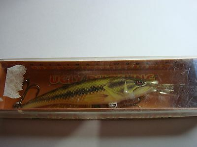 Ugly Duckiling Lure ( Señuelo Vintage ) Ref.- 9 Bass
