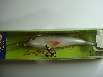 Ugly Duckiling Lure  ( Señuelo Vintage ) Ref.- 9 Sil