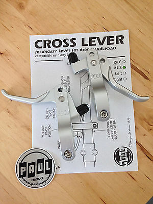 Paul Component Cross Lever