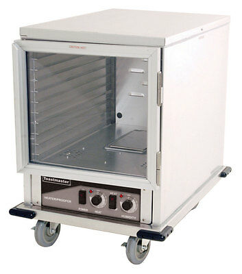 Toastmaster Insulated Heater Proofer Cabinet Mobile 12-Pan Capacity - 9451-Hp12C