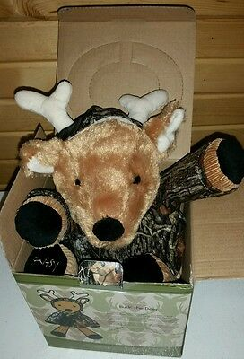SCENTSY BUDDY Buck the deer Mossy Oak Camo LIMITED Edition SHIPS FREE