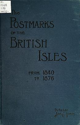 The history of the postmarks of the British Isles from 1840 to 1876 - PDF