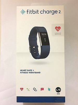 Fitbit Charge 2 New In Sealed Box 28/12/2016