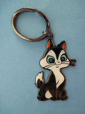 PUSSYFOOT Classic Pose (GLITTER) -  keychain  GIFT BOXED
