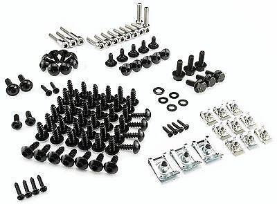 Yamaha Aerox MBK Nitro Fairing Screws Bolts Set Kit + Transmission Cover + Clips