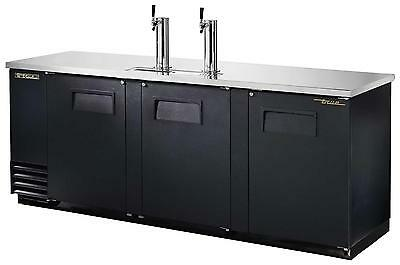 True Direct Draw Draft Beer Cooler, w/ 4 Keg Capacity - TDD-4