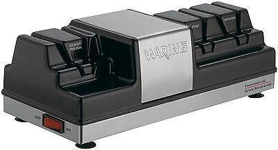 Waring WKS800 Electric Knife Sharpener Three Station Commercial