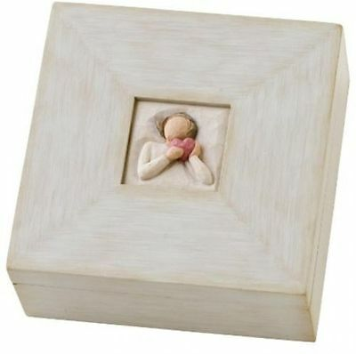 Willow Tree | FROM THE HEART MEMORY BOX *BRAND NEW* Susan Lordi 26628 DEMDACO