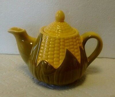 "Shawnee  5"" Teapot  Good Condition Marked Kitchen Home Decor"