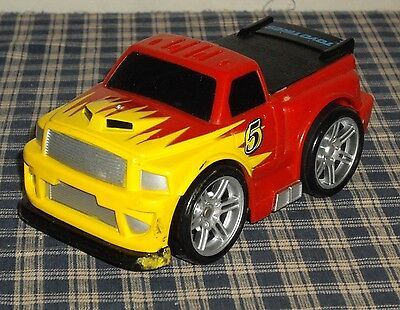 Fisher Price  Pickup Truck Shake N Go Racer Works Great