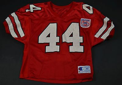 1994 University of Maryland Game Worn football Jersey Tim Brown – Terrapins