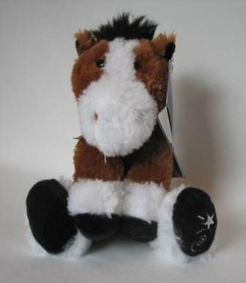 New with Tag Horse Plush Shining Stars Russ Berrie 34436