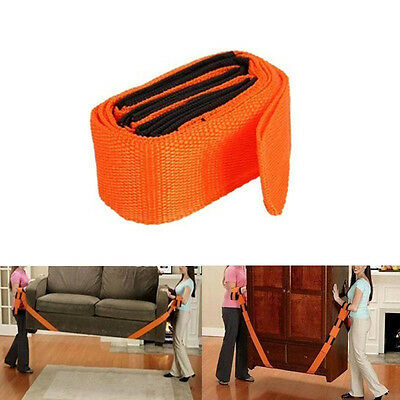 2.74m Moving Straps Rope Move Belt for Lifting Furniture Bed Heavy Bulky Items