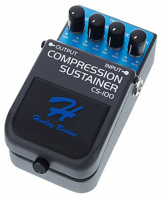 Pedale effetto CS-100 Compressor-Sustainer - FX pedal, long sustain without dist