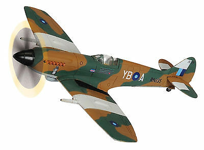 Spitfire F.MkX1Ve  RN135 YB-A Sqn Ldr Lacey 1:72 scale AA38705