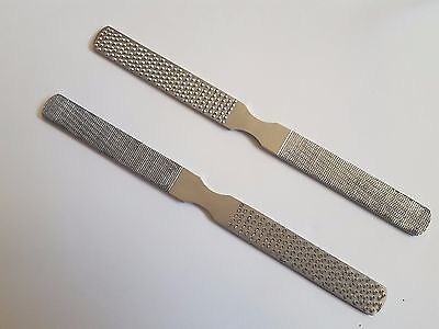 1 x Pet HOOF Nail RASP Double sided VETERINARY INSTRUMENTS 6'' STAINLESS