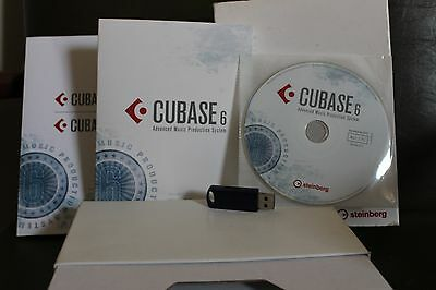 Cubase 6 with Pad Shop License Upgradable to Cubase 9