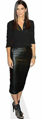 Sandra Bullock Cardboard Cutout (life size OR mini size). Standee. Stand Up.
