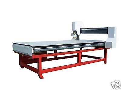 Professional 4'X8' CNC Table Router System 3 Axis