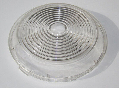 1957-1968 GM Dome Lamp Lens OEM 4233081, 5711725. Clear Reproduction.