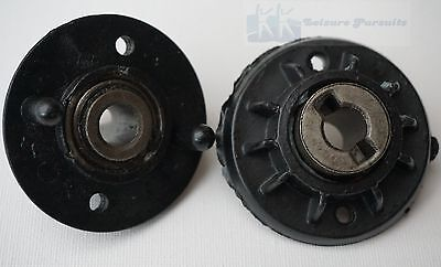Electric Golf Trolley Wheel Clutch Pair