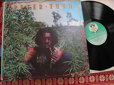 1976 original vinyl LP  PETER TOSH LEGALIZE IT    V2061  NM